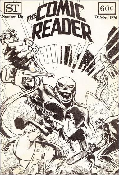 Comic Reader 136-A by Street Enterprises