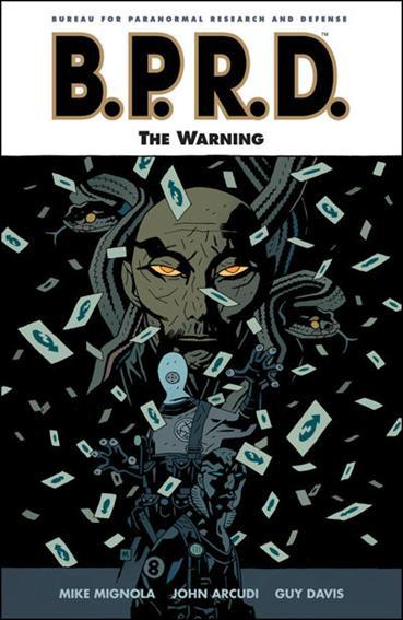 B.P.R.D. 10-A by Dark Horse