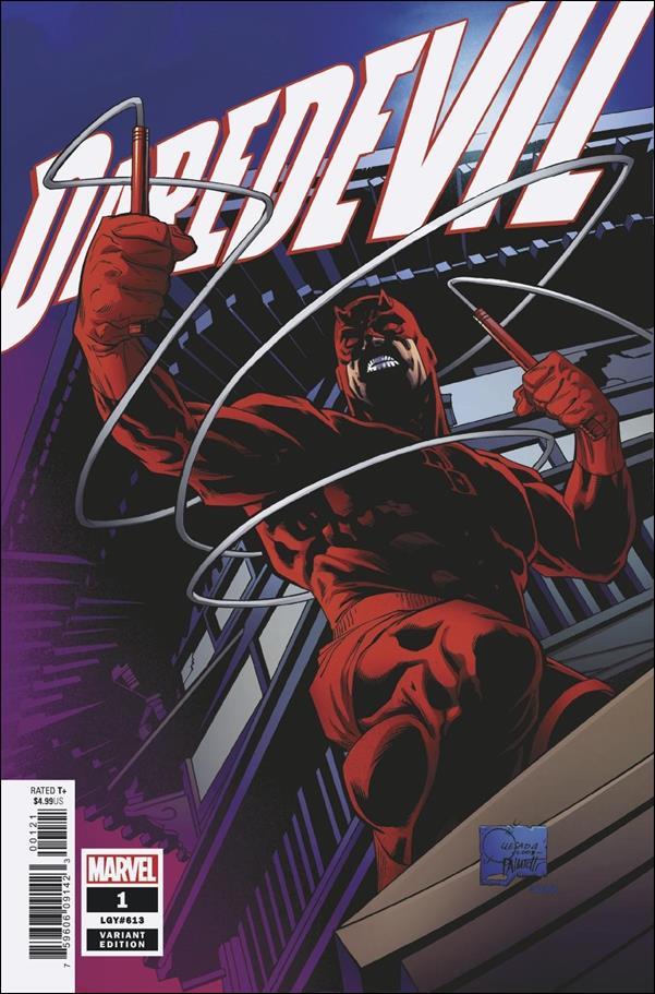 Daredevil (2019) 1-G by Marvel