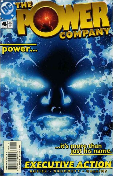 Power Company 4-A by DC