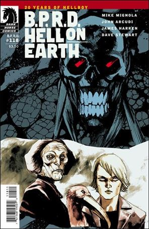 B.P.R.D. Hell on Earth (2012) 118-A