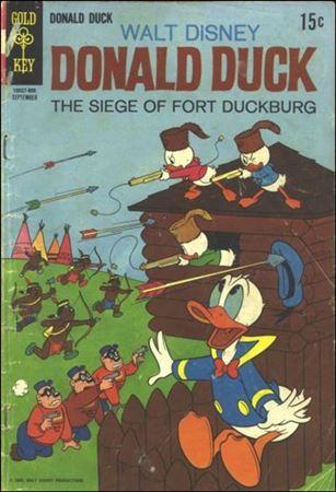 Walt Disney's Donald Duck (1952) 127-A