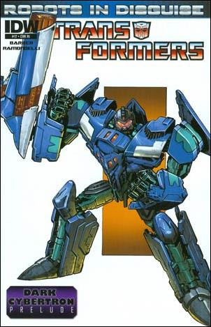 Transformers: Robots in Disguise 17-C by IDW