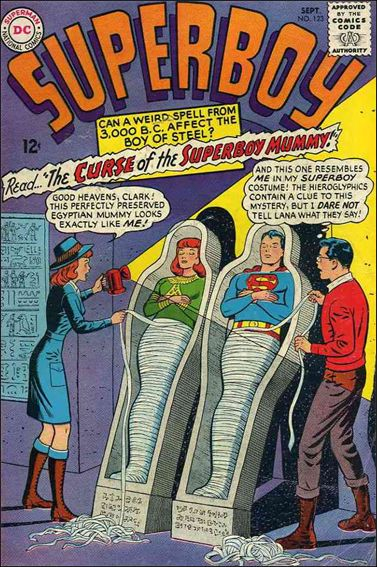 Superboy (1949) 123-A by DC