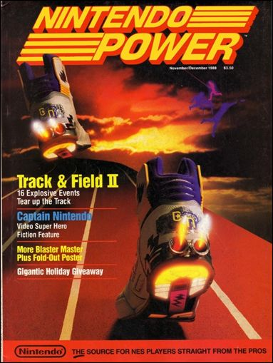 Nintendo Power 3-A by Future Publishing