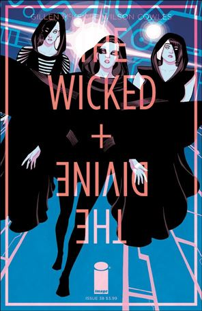 Wicked + the Divine 38-B