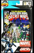 Marvel Universe: Secret Wars (Comic-Packs) Mr. Fantastic and Ultron
