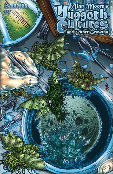 Alan Moore's Yuggoth Cultures and Other Growths 3-A by Avatar Press