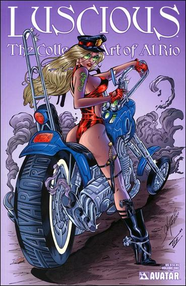 Luscious: The Collected Art of Al Rio 1-A by Avatar Press
