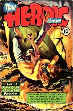 New Heroic Comics 41-A