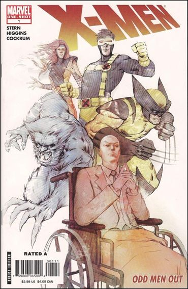 X-Men: Odd Men Out 1-A by Marvel