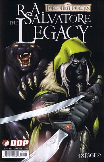 Forgotten Realms: The Legacy 3-A by Devil's Due