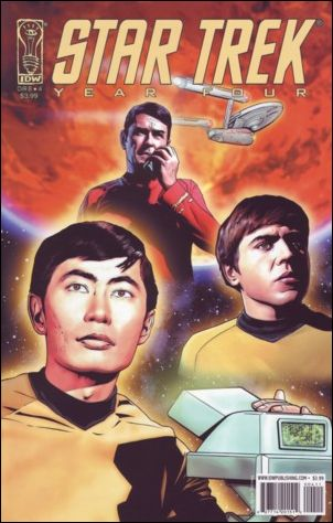 Star Trek: Year Four 4-B by IDW