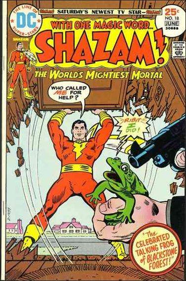 Shazam! 18-A by DC