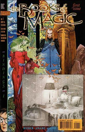 Books of Magic (1994) 1-A