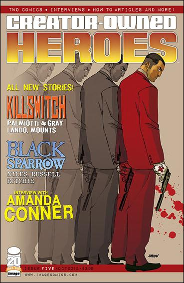 Creator-Owned Heroes 5-A by Image