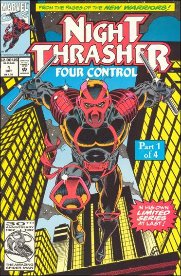 Night Thrasher: Four Control 1-A by Marvel