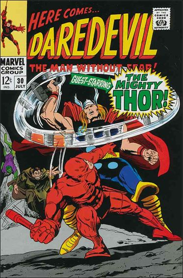 Daredevil (1964) 30-A by Marvel