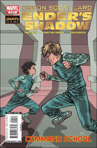Ender's Shadow: Command School 4-A by Marvel