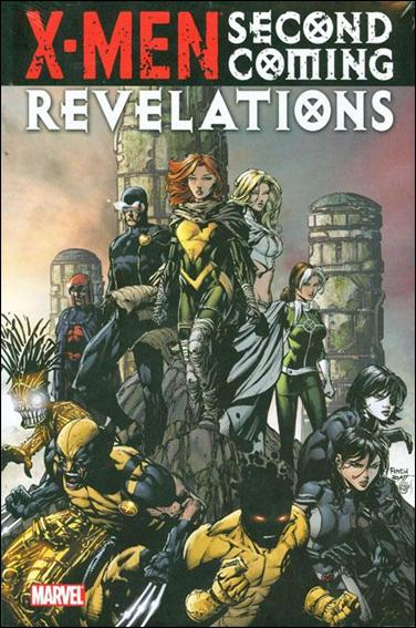 X-Men: Second Coming - Revelations 1-A by Marvel