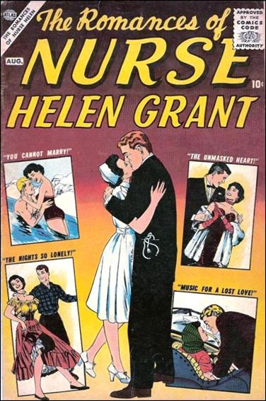 Romances of Nurse Helen Grant 1-A by Atlas