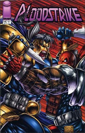 Bloodstrike (1993) 14-A
