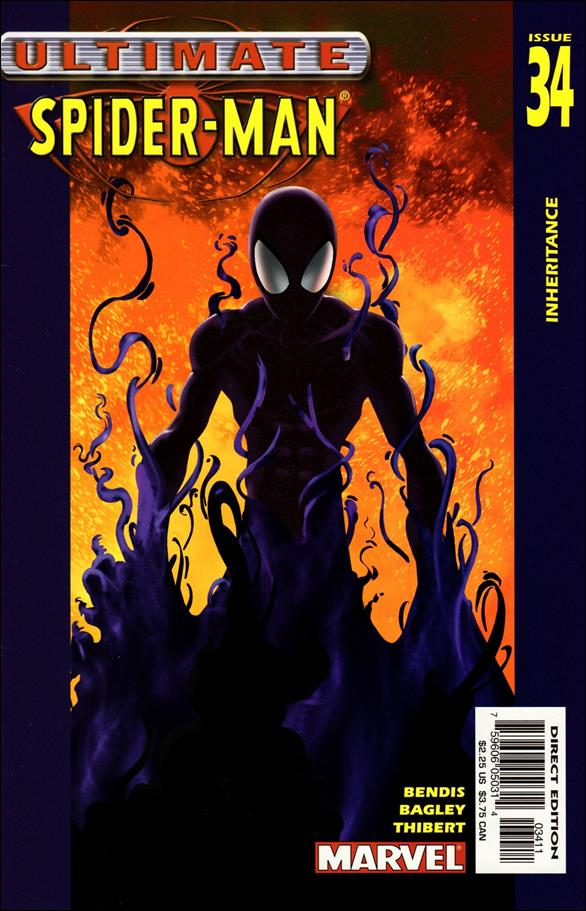 Ultimate Spider-Man (2000) 34-A by Marvel
