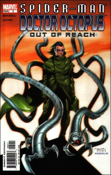 Spider-Man/Doctor Octopus: Out of Reach 5-A by Marvel