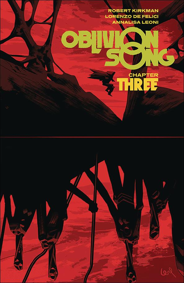 Oblivion Song 3-A by Skybound Entertainment