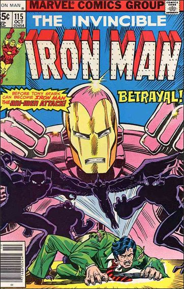 Iron Man (1968) 115-A by Marvel
