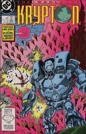 World of Krypton (1987) 2-A