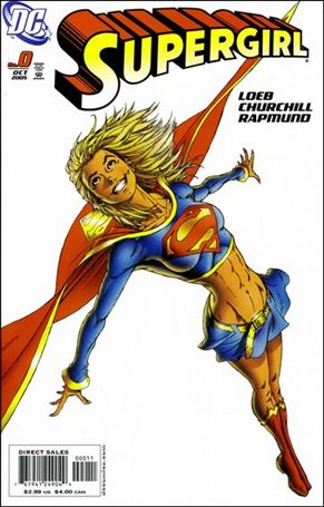 Supergirl (2005) 0-A