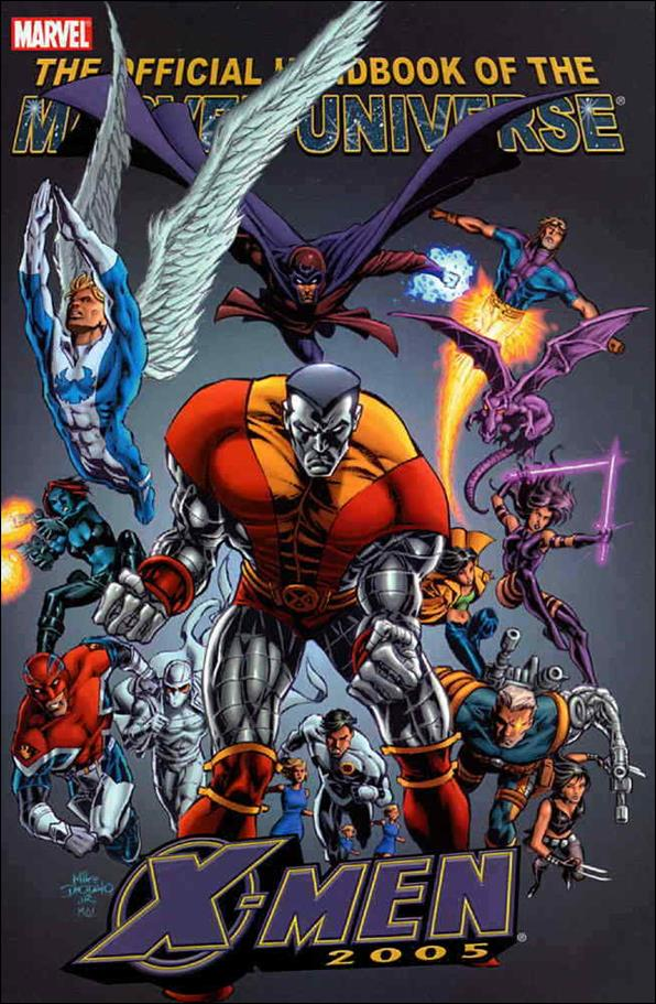 Official Handbook of the Marvel Universe: X-Men 2005 nn-A by Marvel