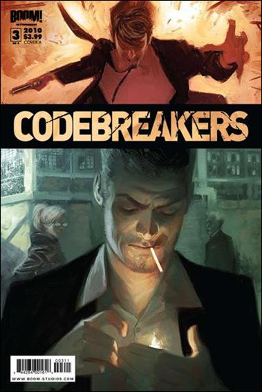 Codebreakers 3-A by Boom! Studios