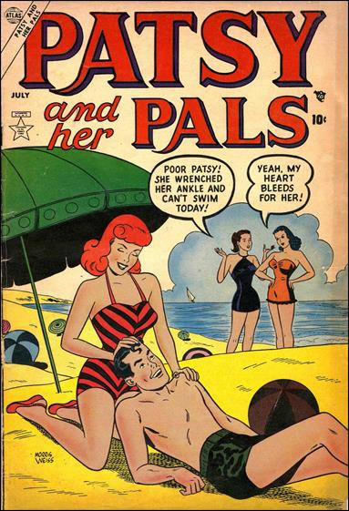 Patsy & Her Pals 2-A by Atlas
