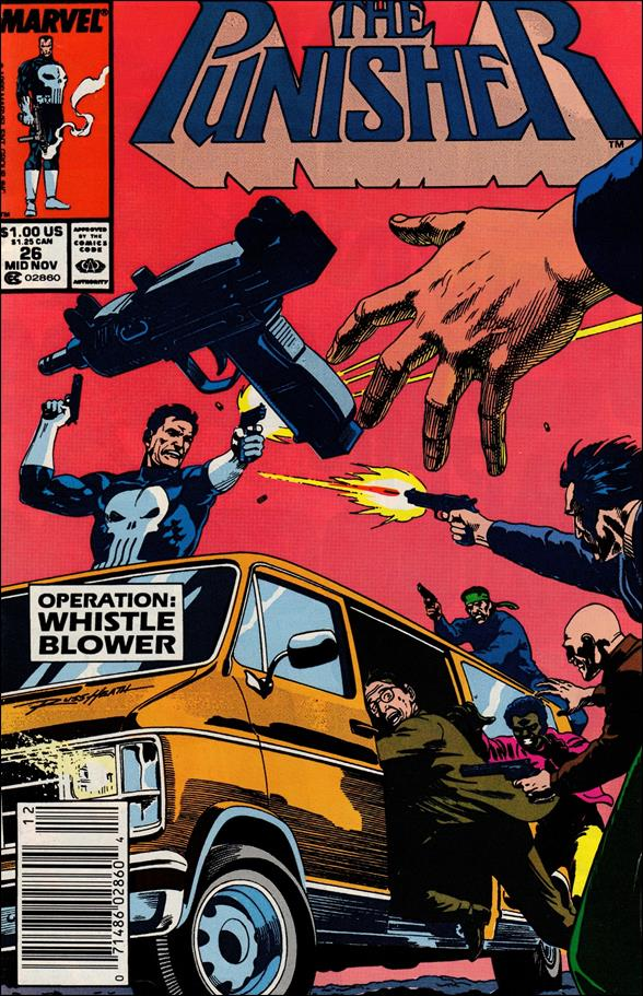 Punisher (1987) 26-A by Marvel