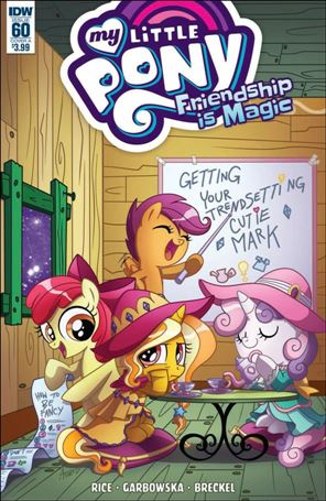 My Little Pony: Friendship is Magic 60-A