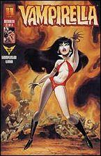 Vampirella Monthly 20-B by Harris