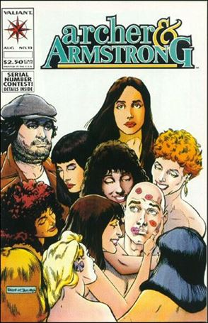 Archer & Armstrong (1992) 13-A