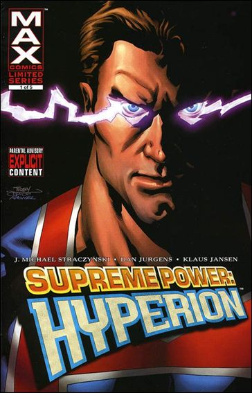 Supreme Power: Hyperion 1-A by Max