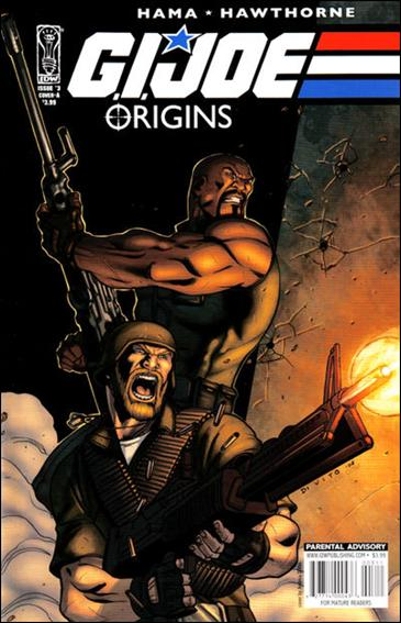 G.I. Joe: Origins 3-A by IDW