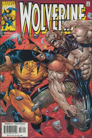 Wolverine (1988)  157-A by Marvel