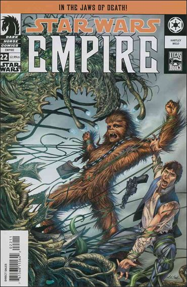 Star Wars: Empire 22-A by Dark Horse