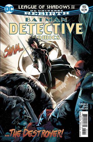 Detective Comics (1937) 951-A