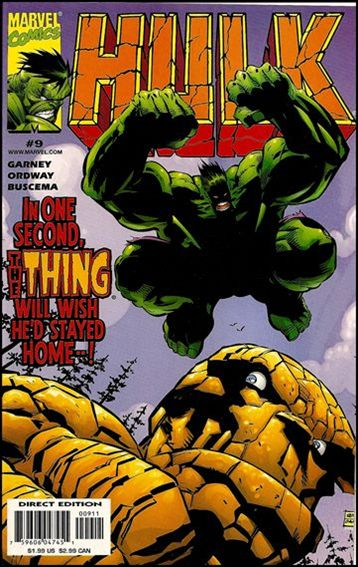 Hulk (1999) 9-A by Marvel