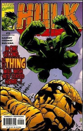 Hulk (1999) 9-A