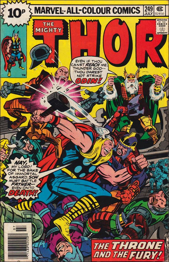 Thor (1966) 249-C by Marvel