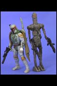 Star Wars: Shadows of the Empire Multi-Packs Boba Fett vs. IG-88 Multi-Pack w/ Comic