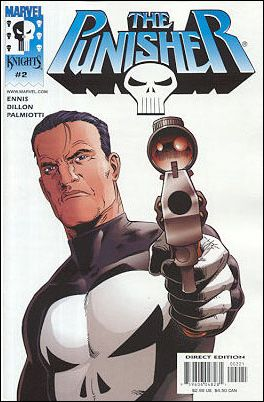 Punisher (2000) 2-B by Marvel