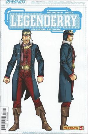 Legenderry: A Steampunk Adventure 5-B
